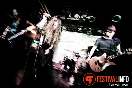 Oathbreaker op Le Guess Who? 2012 foto