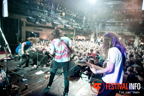 Ty Segall op Le Guess Who? 2012 foto