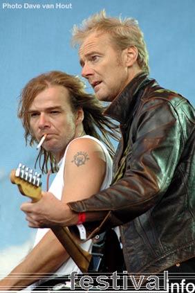The Shavers op Ticket For Tibet 2006 foto