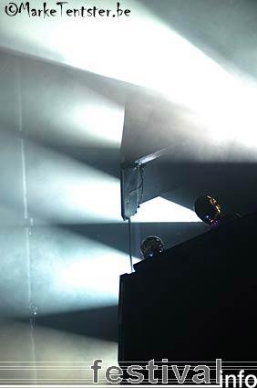 Foto Daft Punk op Pukkelpop 2006