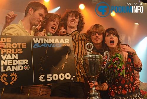 Uber-Ich op Finale Grote Prijs Bands - 8/12 - Melkweg foto