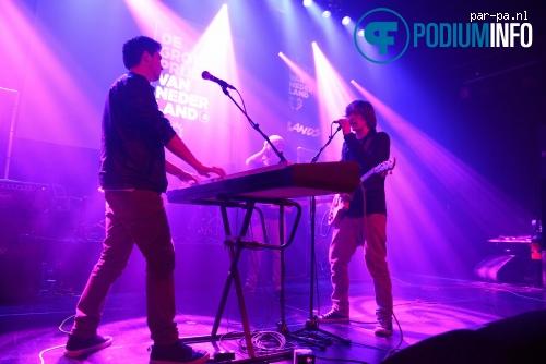 Karma's Lab op Finale Grote Prijs Bands - 8/12 - Melkweg foto
