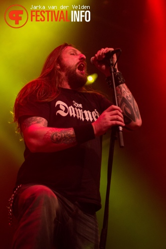 Orange Goblin op Speedfest 2012 foto