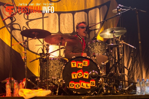 The Toy Dolls op Speedfest 2012 foto