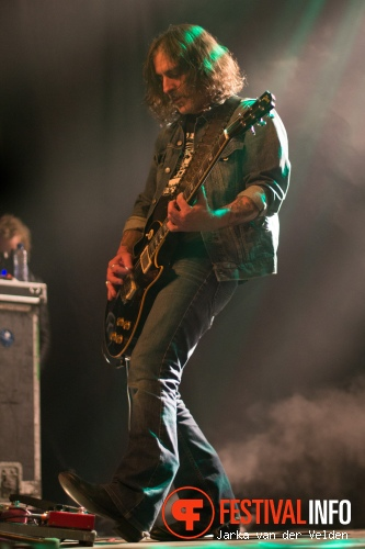 Monster Magnet op Speedfest 2012 foto