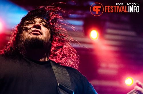 Fear Factory op Distortion 2012 foto