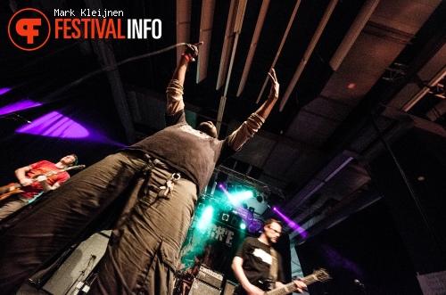 Leng Tch'e op Distortion 2012 foto