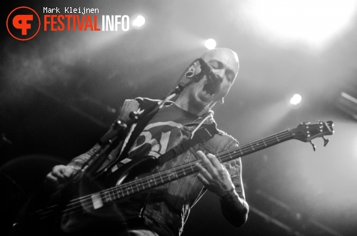 Miss May I op Distortion 2012 foto