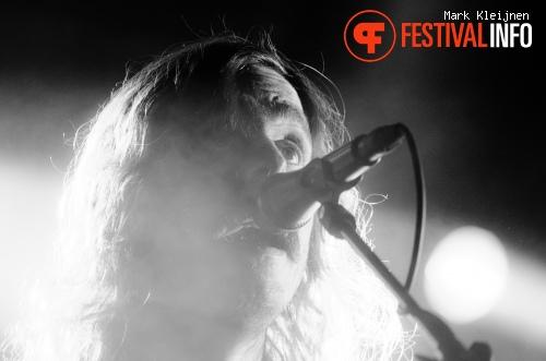 Opeth op Distortion 2012 foto