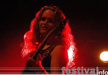 After Forever op Baroeg Open Air 2006 foto