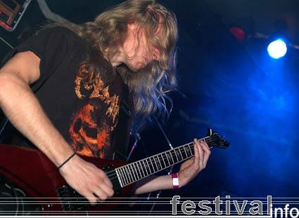 Flesh Made Sin op Baroeg Open Air 2006 foto