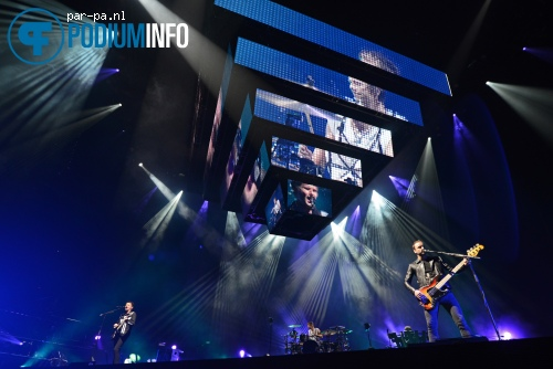 Foto Muse op Muse - 17/12 - Ziggo Dome