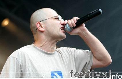 Osdorp Posse op Festival DeBeschaving 2006 foto
