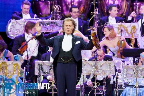 André Rieu op André Rieu - 22/12 - Ahoy foto