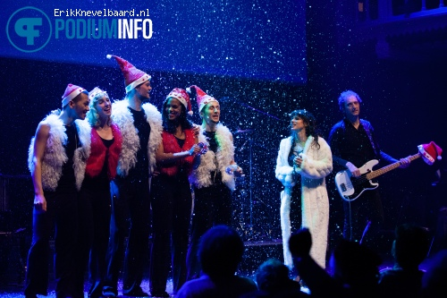 Ellen ten Damme op Ellen ten Damme - 24/12 - Paradiso foto