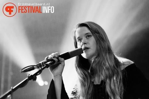 Anna Von Hausswolff op Eurosonic Noorderslag 2013 foto