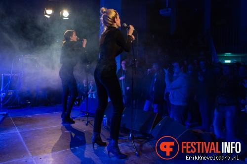 Saint Lou Lou op Eurosonic Noorderslag 2013 foto