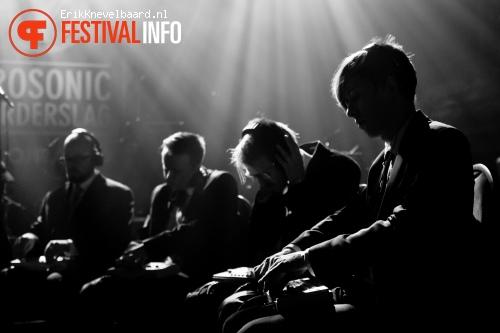 Acid Symphony Orchestra op Eurosonic Noorderslag 2013 foto