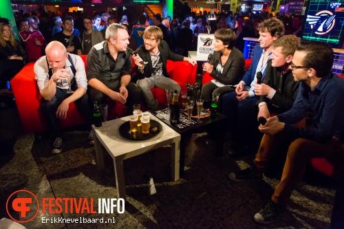 Racoon op Eurosonic Noorderslag 2013 foto