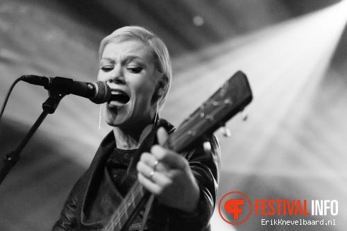 Trixie Whitley op Eurosonic Noorderslag 2013 foto