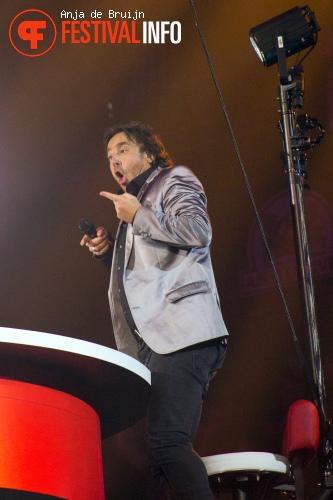 Foto Marco Borsato op De Vrienden van Amstel Live 2013