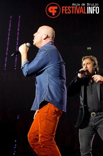 Foto Bløf op De Vrienden van Amstel Live 2013