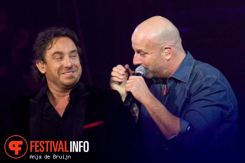 Bløf op De Vrienden van Amstel Live 2013 foto