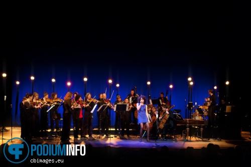 Foto Amsterdam Sinfonietta op Amsterdam Sinfonietta - 19/1 - Nieuwe Luxor Theater