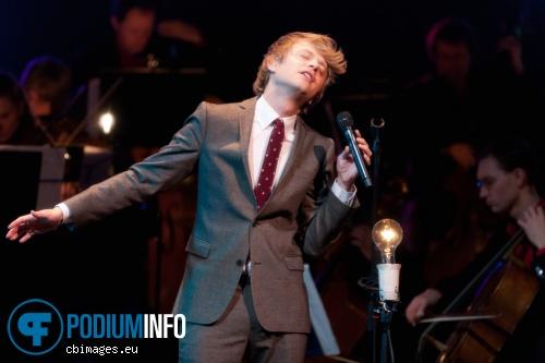Foto Wouter Hamel op Amsterdam Sinfonietta - 19/1 - Nieuwe Luxor Theater