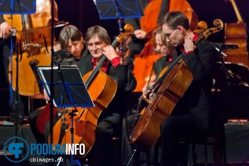 Amsterdam Sinfonietta op Amsterdam Sinfonietta - 19/1 - Nieuwe Luxor Theater foto