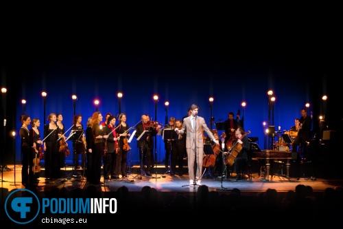 Foto Ruben Hein op Amsterdam Sinfonietta - 19/1 - Nieuwe Luxor Theater