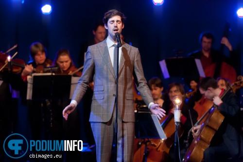 Ruben Hein op Amsterdam Sinfonietta - 19/1 - Nieuwe Luxor Theater foto