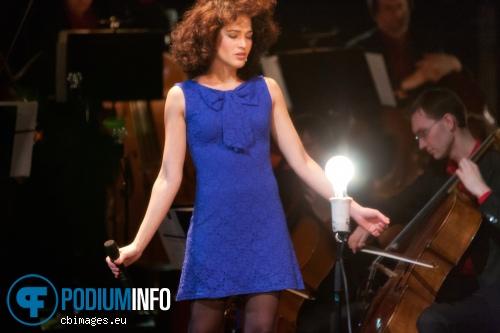 Kris Berry op Amsterdam Sinfonietta - 19/1 - Nieuwe Luxor Theater foto
