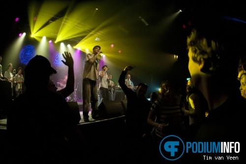 Def P. & The Beatbusters op Def P. & The Beatbusters - 31/1 - Tivoli foto