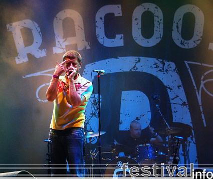 Foto Racoon op Appelpop 2006