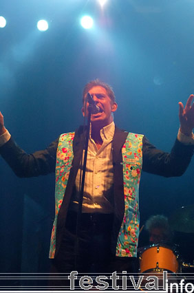 Foto De Dijk op Appelpop 2006