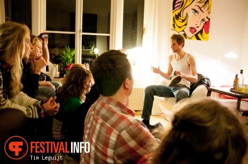 Als de Beren Komen op Stukafest Utrecht 2013 foto