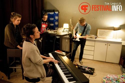 Sofie Letitre op Stukafest Utrecht 2013 foto