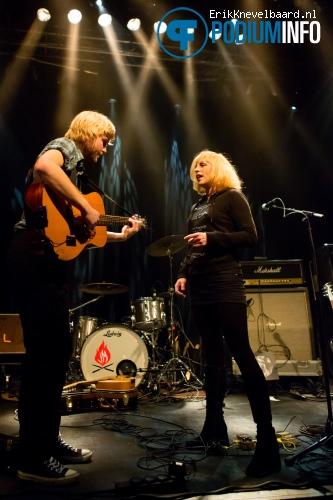 Foto Awkward I op Bettie Serveert - 15/2 - Hedon
