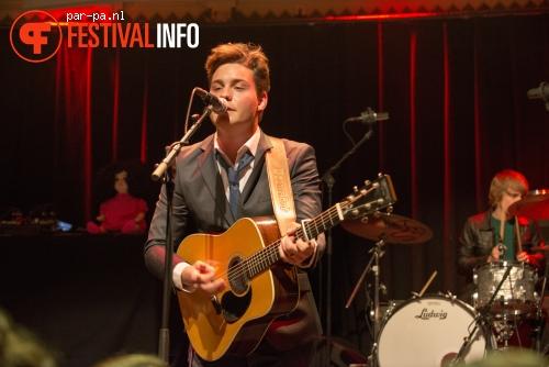Foto Douwe Bob op Pinkpop Perspresentatie - 20/2 - Paradiso