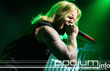 Foto Maroon op Hell on Earth Tour - 15/9/06 - Patronaat