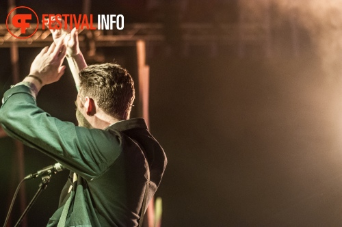 Everything Everything op Where The Wild Things Are 2013 foto