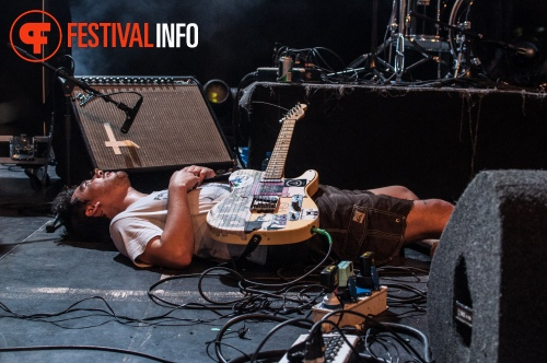 FIDLAR op Where The Wild Things Are 2013 foto