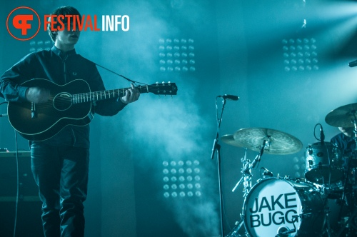 Jake Bugg op Where The Wild Things Are 2013 foto