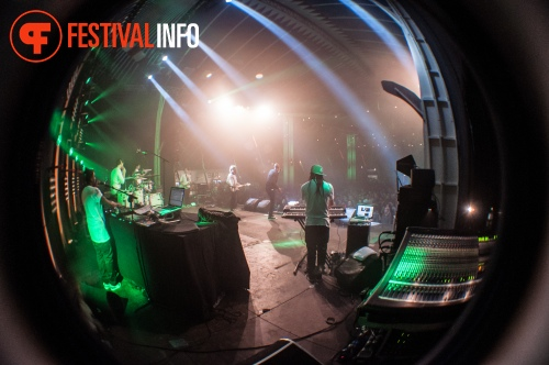 Dio (Diorno Braaf) op Where The Wild Things Are 2013 foto