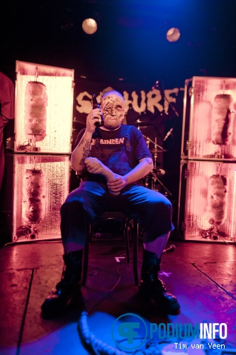 Foto Kutschurft op Big Ass Metalfest - 16/3 - dB's