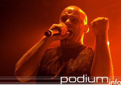 Foto Disturbed op Disturbed/Nevermore - 23/9/06 - 013