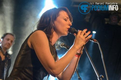 Stephanie Struijk op Stevie Ann - 20/3 - Paradiso foto