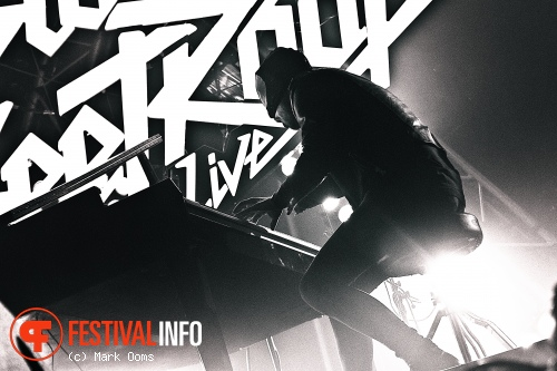 The Bloody Beetroots op paaspop 2013 - dag 3 foto