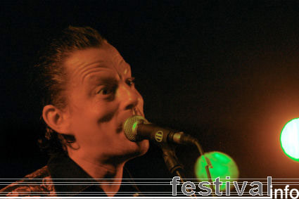 Ian Siegal op Rocking The Blues 2006 foto